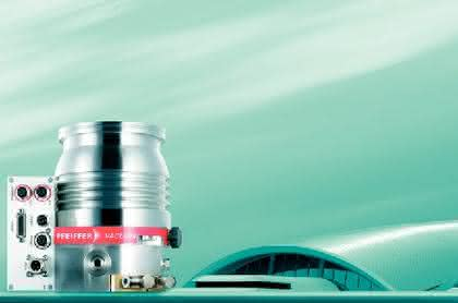 Turbopumpen HiPace: Neues Tempo in der Vakuumtechnik
