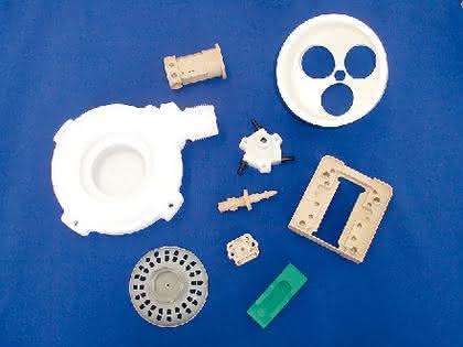 Kunststoffteile-Fertigung: Kunststoffe in medizinischen Apparaten und Laborgeräten