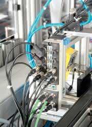 Module mit Profinet IO-Anschaltung: Flexibilität im Netzwerk