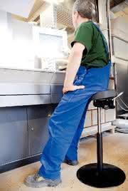Ergonomische Arbeitsplatz-Ausstattung: Für die Gesundheit