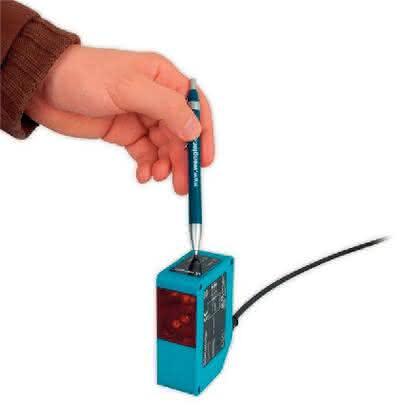 Lichtlaufzeitsensor: Auf Knopfdruck