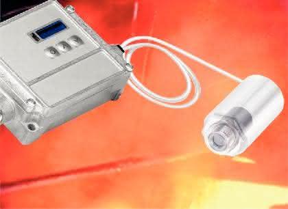IR-Temperaturmessgerät DM101 D hot: Mit kleinem Messkopf