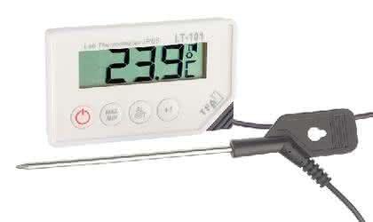 Laborthermometer LT-101/LT-102: Stichhaltiger Temperaturnachweis