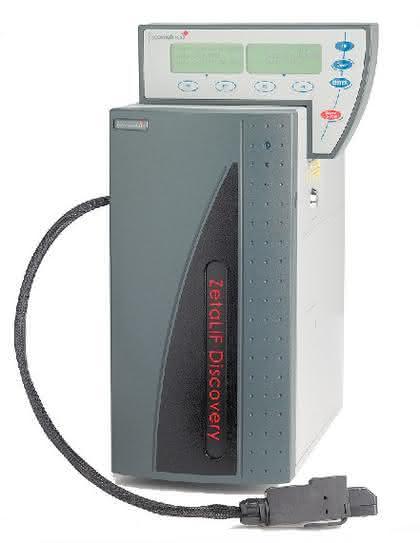 LIF-Detektor ZETALIF Discovery: Laserinduzierter Fluoreszenzdetektor