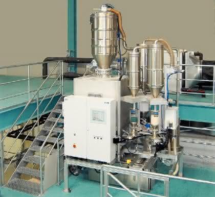 Kristallisatoren für PET-Aufbereitung: Kleine Helfer