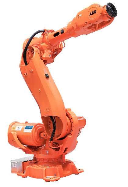 Industrieroboter IRB 6640: Bietet mehr Mehrnutzen