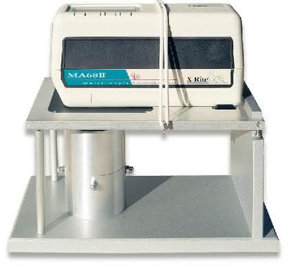 Spektrofotometer MA 68 II: Farbmessung an Effekt- Lacken leicht gemacht