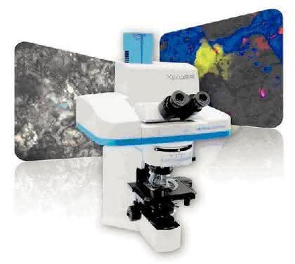 Raman-Mikroskop XploRA: Chemisches Imaging mit Raman-Mikroskop