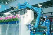 Industrieroboter: Ein schlankes Handgelenk