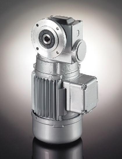 Schneckengetriebemotoren: Als Aufsteckvariante