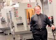 CNC-Drehmaschinen: Begabte junge Leute
