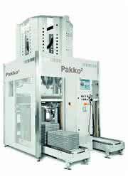 Palettiersystem Pakko: Packt schnell an