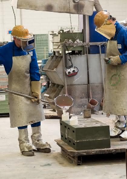 Prototypen-Feinguss: Über drei Millionen Euro