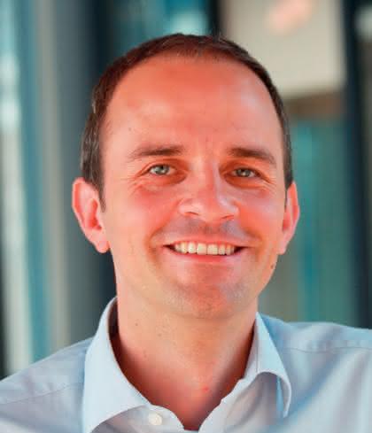 Versicherungskonzepte für Industrieunternehmen: Oliver Götz, Glasbautechniker und Produktmanager