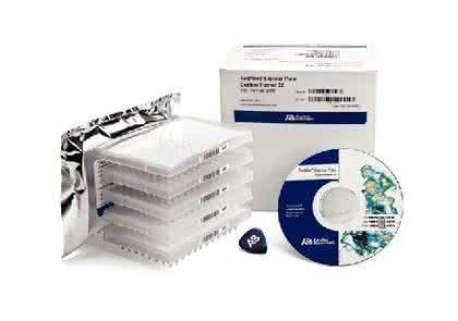TaqMan Expres Plates: PCR-Plates fertig konfiguriert