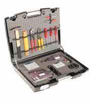 Kunststoffkoffer: Werkzeuge sicher und attraktiv verpacken