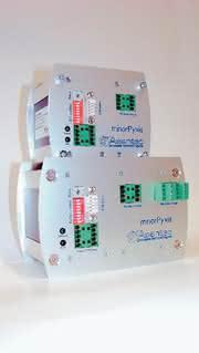 Messverstärkerserien minorPyxis/majorPyxis: Messverstärker in Labgrade-Qualität