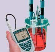 Universal-pH-Meter ALMEMO 2490: pH-Meter mit flexiblen Anschlüssen