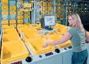 Hochleistungskommissioniersystem Rotapick: Hochleistungskommissioniersystem