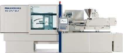 Spritzgießmaschine TM 270/1350 S: Die flinke Baureihe