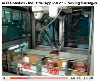 Delta-Roboter FlexPicker IRB 360: Stärker – schneller – effizienter