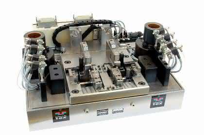 Mehrpunkt Werkzeug, Technische Metallwaren: Lückenlose  Überwachung