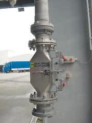 Rohrmagnet Pneumag: Magnetisch angezogen