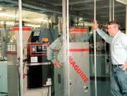 Vakuumgranulattrockner: In trockenen Tüchern
