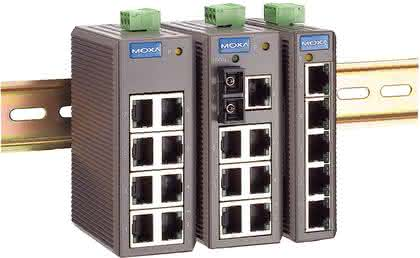 Industrial Ethernet Switches: Sturmfest