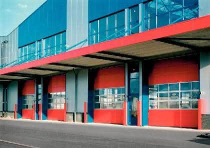 Industrietore: Das Tor zur Welt