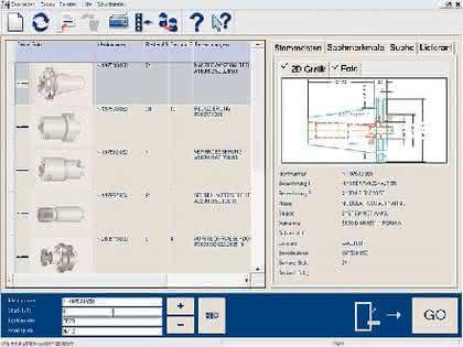 Werkzeuglogistik: Pläne schmieden