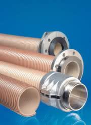 PUR-Inline-Schläuche: Schläuche für  die Materialförderung