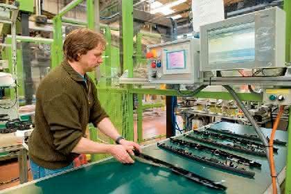 Smart Industry: Extrawürste braten
