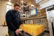 Maschinen für Lagerung und Logistik: Qualität mit  Logistik nach Maß