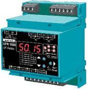 Spannungs- und Frequenzrelais: Für Fotovoltaikanlagen