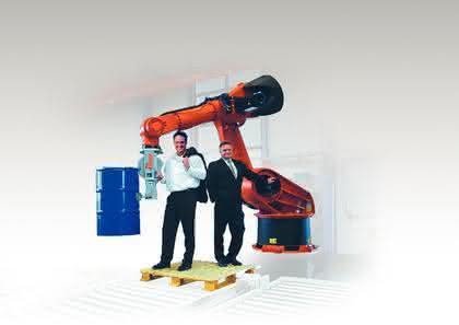 Robotersysteme: Zum Leben erwecken