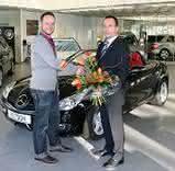 News: RETSCH verlost Mercedes SLK