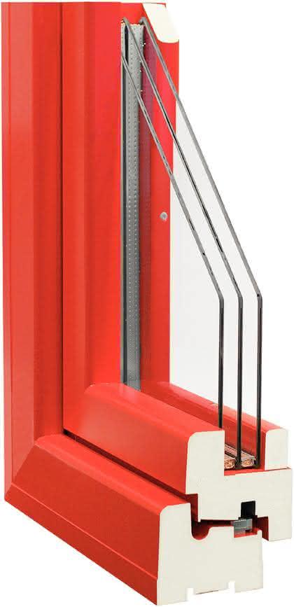 Fenster aus PUR-Werkstoffen: Schaum macht schön und hält warm