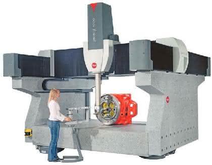 Maschinengrundbetten: Granit ist der optimale Werkstoff