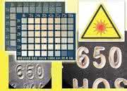 Grüne Werkstoffe: Laser statt Etikett