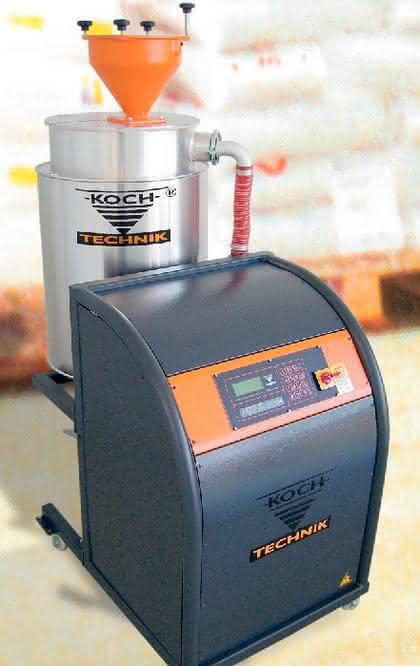 Trockenlufttrockner, mobile Trockner: Effizient und schonend trocknen