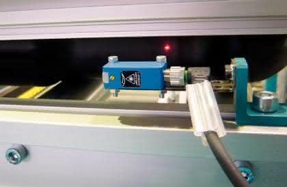 Optoelektronische Sensoren: Tanks komplex  gefertigt