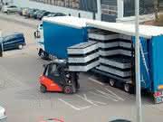 Material handling: Sperriges transportieren