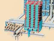 Material handling: Intelligente Lösung