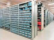 Material handling: Durchdachte Lagertechnik