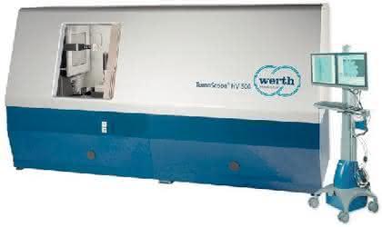 Koordinatenmessgeräte Tomoscope HV: Mit höherer Dichte