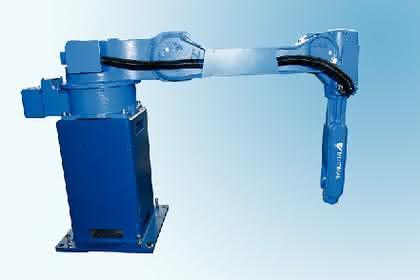 Motoman HP20RN: Konsolroboter für  Maschinenbeladung