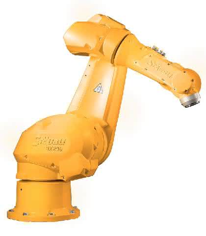 Schwerlastroboter RX200: Leichter  Schwerlastroboter