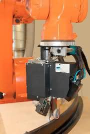 FKV-Roboterschweißen: Komplex verschweißt
