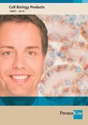 Zellbiologie-Katalog 2009/2010: Neuer PromoKine Zellbiologie-Katalog